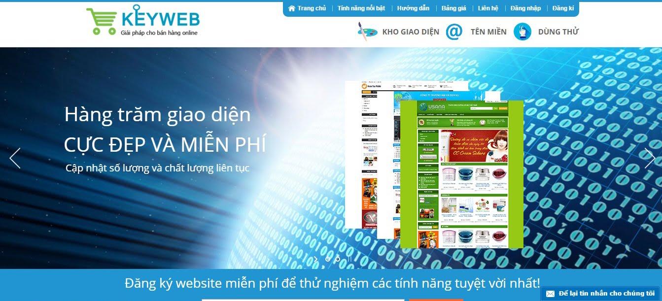 công ty thiet ke website chuyen nghiep