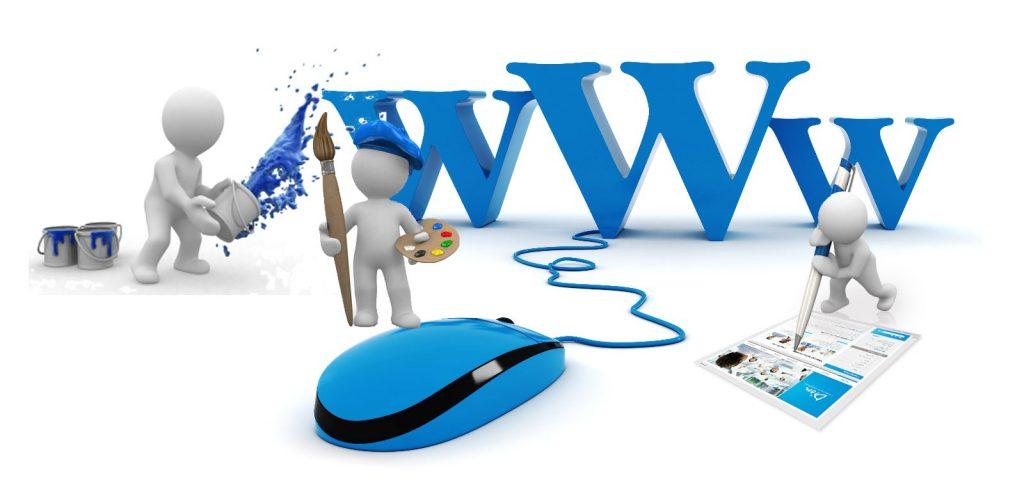 thiết kế web online nhanh