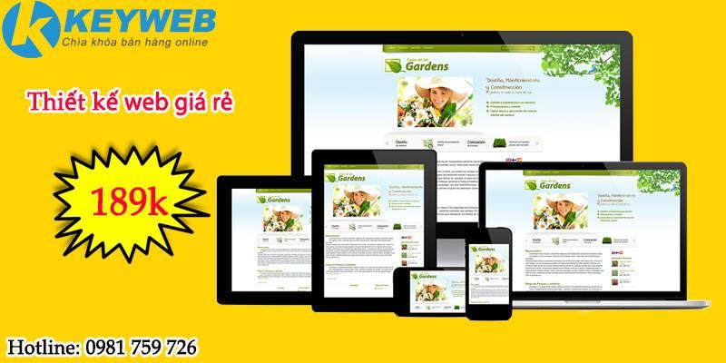 thiết kế website kinh doanh chuyên nghiệp