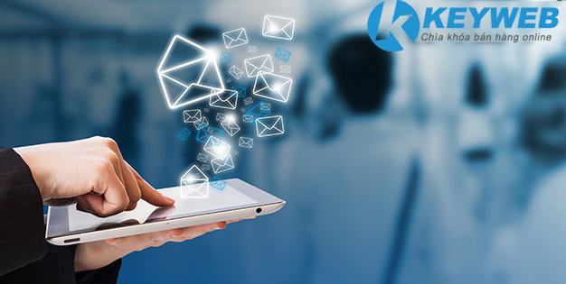 Email doanh nghiệp của Keyweb