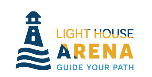 Thiết kế web Lighthouse Arena