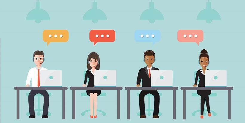 Chat trực tuyến là cầu nối giữa khách hàng và doanh nghiệp